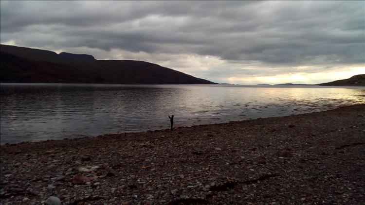 Ullapool shoreline