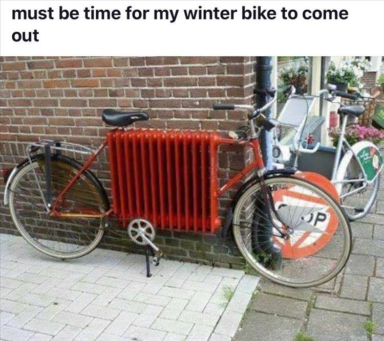 WINTER BIKE?