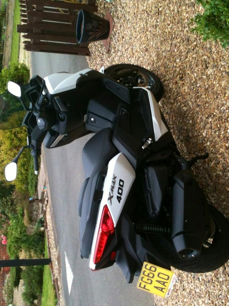 Yamaha xmax 400R abs