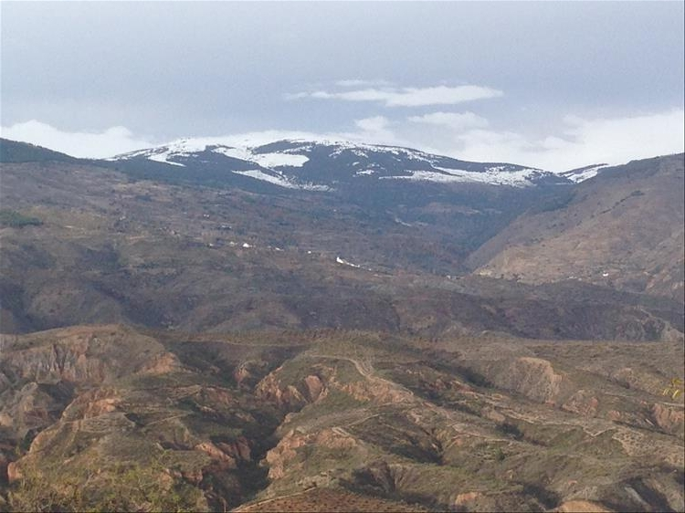 Sierra Nevada Mountains,  Andalucia