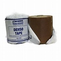 Denso tape. Pregreased corrosion protection bandage.