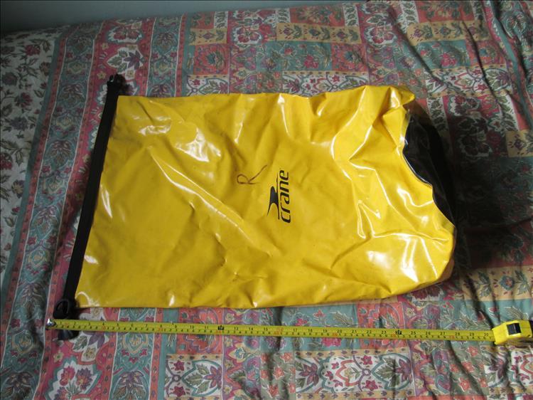 Aldi Crane duffle bag