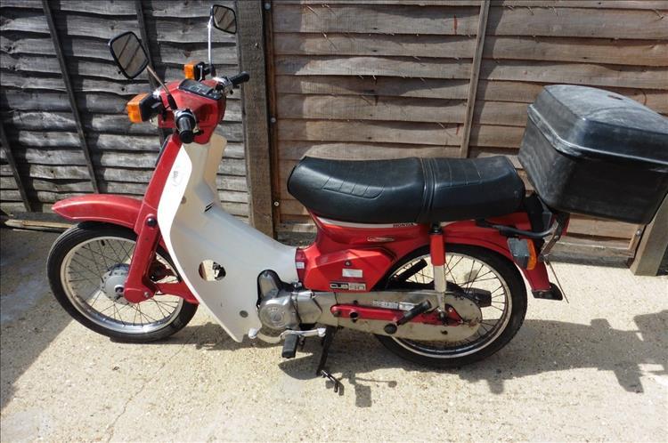 2001 Honda 90 Cub