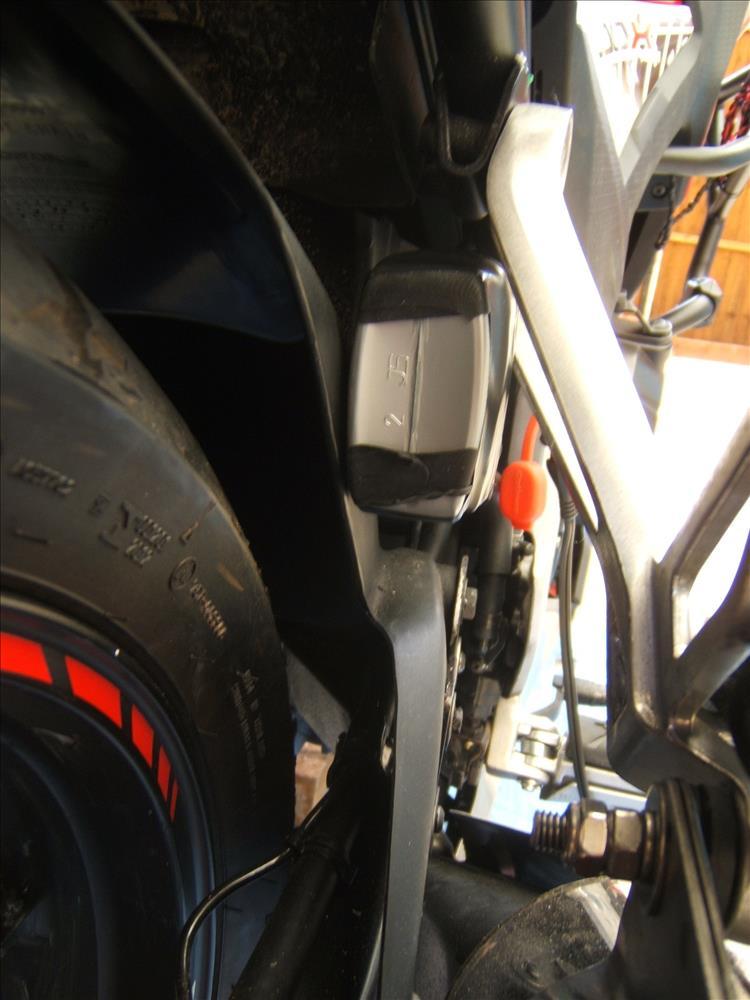 CB500 Rear brake Res COVER 1