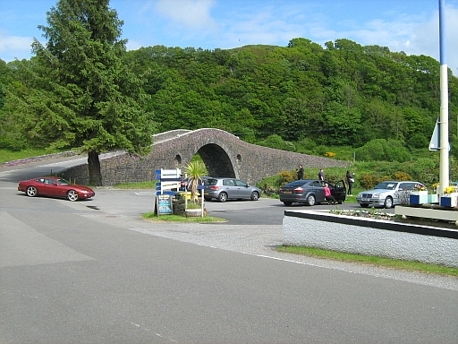 Atlantic Bridge at Tigh-An-Truish