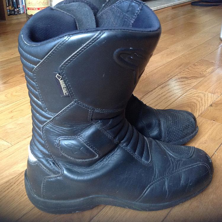 Alpinestars Web Gore-Tex Boots Review