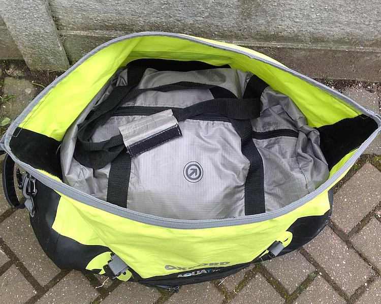 The Oxford Aqua T70 has a large wide opening to easily fill it