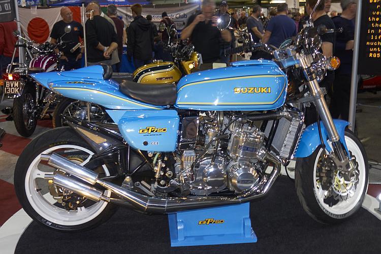 Report - Stafford Classic Mechanics Show
