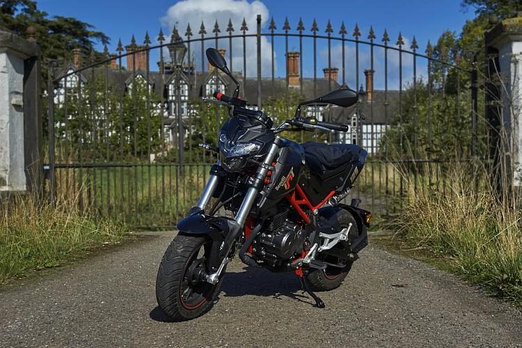 Benelli TnT125 Owner's Review