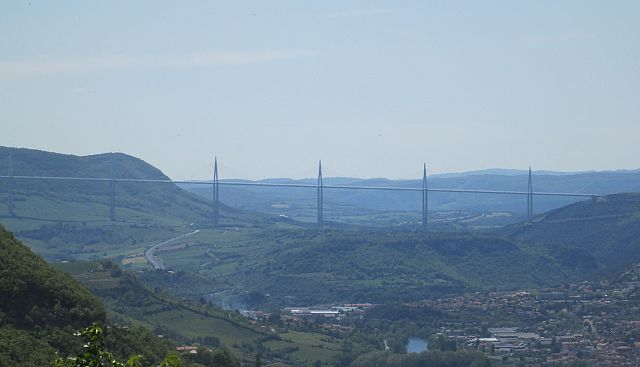 the millau viaduct in all its glory