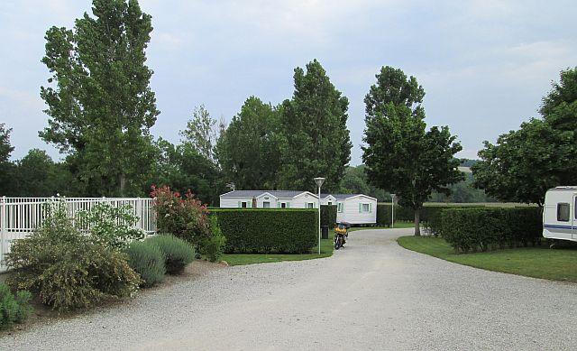 smart gravel drive wish bushes and veranda all looking pristine