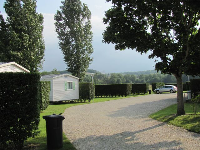 crisp hedge lines and smart grass pitches at les rioms