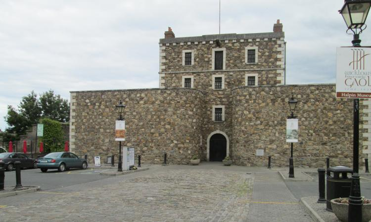 Wicklow Gaol, or jail